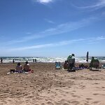 Foto de Chiringuito Xeven Beach Club