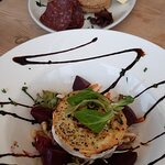 Mouth watering starters