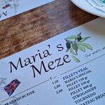 Foto van Maria's Meze