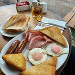 A modified Big Breakfast - Feeling Peckish in Newark (27/Jun/21).