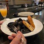 PEI mussels.