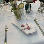 Bilde fra La Table du Palais