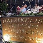 Bilde fra Hatzikelis Sea Food Restaurant