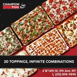 Champion Pizza - 2 W 14th St照片