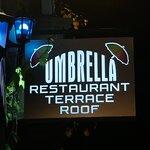 Foto de Umbrella Restaurant