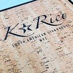 Bilde fra K Rico Steakhouse