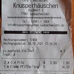 Knusperhäuschen Restaurant und Café Foto