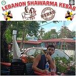 صورة فوتوغرافية لـ Lebanon shawarma kebab (Beirut shawarma cafe)
