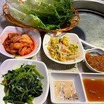 韓國餐必食, 手醃前菜: