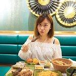 📍泰式沙嗲(豬/牛/雞)($88)