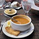 Lentil Soup & Doner Kabab