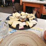Tagliare di formaggi, 10 varietà