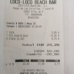Bilde fra Coco Loco Beach Bar Albir