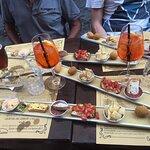 Photo of saltimbocca