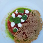 tomato tartar steak