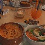 Bilde fra Flames Restaurant and Bar