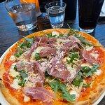 Pizza parma glutenfri