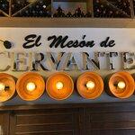 Bilde fra El Meson de Cervantes