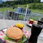 Unicorn Restaurant Bürserberg Foto