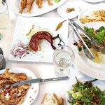 Φωτογραφία: Αμάλθεια Εστιατόριο Θαλασσινών
