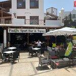 Paulos Sport Bar & Tapas Playa Blanca Lanzarote Foto