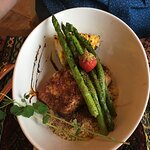 Salmon on couscous Special