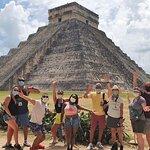 Chichen Itza All-Inclusive, Tequila tasting, Cenote Swim, Buffet & Valladolid