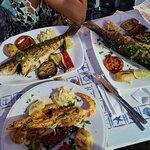 Knossos taverna Foto