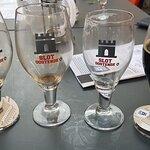 Héérlijke barrel aged bieren van de tap !
