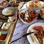 Food in Box Foto