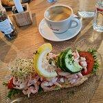 Bilde fra Kafe Knusarn