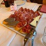 Trattoria Osteria dall'Oste Toscan kitchen Foto