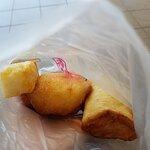 荣字鱼饼照片