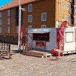 Bilde fra Simens Isbar Trondheim