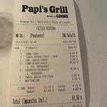 Bilde fra Papi's Grill