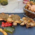 poulet churasco