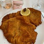 """The classic """"Wiener Schnitzel"""""""