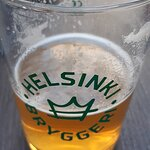 Bilde fra Helsinki Bryggeri Brewhouse