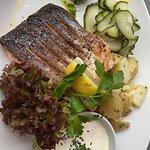 Bilde fra Seafood restaurant at Gudvangen Fjordtell