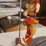 海鮮拼盤串燒