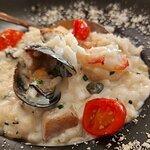 傳統海鮮義大利飯