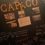 Bilde fra Tapas Bar Capaco