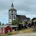 Bilde fra Grillhuset Røros