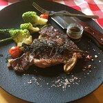 Stek z antrykota - mizerota