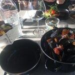 Bilde fra Festningen Restaurant