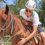 Full day adventure in Horses + ATV + Ziplines + Rappel + Cenotes + Lunch