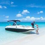 Full day 7hours- beach bbq, snorkel, Iguana island, half moon bay pine cay, Fun!
