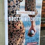 Bild från Boulebar Drottningtorget
