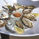 heerlijke verse oesters van iles de Ré