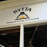 Bilde fra Hytta Pizzeria